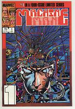 Machine Man 1 - Limited Series - High Grade 8.0 VF