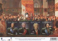 Finland 2009 MNH - Russian Sweden War 1809 - Gold Folio - Building a Nation
