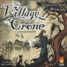 The village crone a Board game by anne-marie de witt and Fireside Games (New)