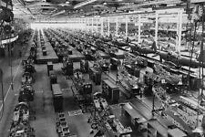 "Bell Aircraft Corporation at Wheatfield, New York 4""x6"" World War Ii Photo 37"