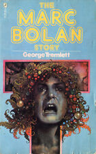 The Marc Bolan Story - Futura Publications Ld - 1975 - Livre en anglais, TTBE