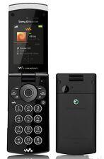 Sony Ericsson W980 Black 3G Cellphone Unlocked free shipping Music phone
