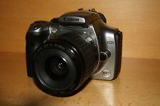 cámara réflex digital EOS 300D (Canon)   el lente