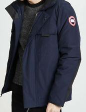 Canada Goose Mens Forester Jacker XL BNWT Northern Night Blue