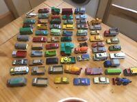 Lesney Moko Matchbox Joblot Diecast Cars Trucks Etc