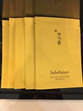 Sulwhasoo First Care Activating Mask Moisturizing Radiance 5pcs