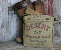 American Glory Desert Waterbag, Pueblo, CO, Canvas Crossbody.