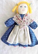 AMERICAN GIRL Kirsten Cloth Rag Doll Sari Retired, RARE!