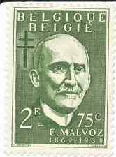"Belgique  1953  N°934   ""Tuberculose""  Savant : Ernest Malvoz (BE) (1862-1938"
