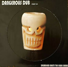"Drumhead Meets The Ninja Shark - Dangerous Dub Part III (LP, Album + 12"")"