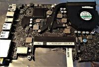 """Macbook Pro 13"""" a1278 motherboard i7 2.7GHz MC724LL/A 2011"""