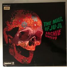 Archie Shepp ‎– The Magic Of Ju-Ju Vinyl LP FRANCE 1967 Beautiful copy !