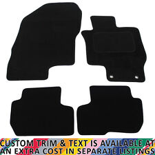 Mitsubishi Outlander Phev 2014+ Fully Tailored 4 Piece Car Mat Set with 2 Clips