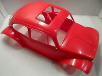 New Tamiya Monster Beetle 2015 Red Hard Plastic Main Body Only 19335752/9335752