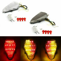 Taillight Tail Turn Signal Integrated Led Light For 2008-2016 YAMAHA YZF R6 B1