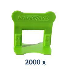2000 croisillons auto nivelant professionnel 3 mm compatible Raimondi
