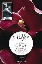 Shades of Grey - Geheimes Verlangen: Band 1 - Roman von ... | Buch | Zustand gut