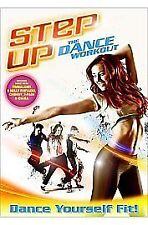 Step Up - The Workout DVD WORKOUT WEIGHT LOSS FITNESS SLIM GYM NR