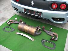 Ferrari 360 Fuchs Exhaust System Auspuffanlage Endtopf Sportauspuff Auspuff