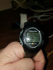 Tech4o Accelerator Watch Speed Calories Distance Step Counter Pedometer used