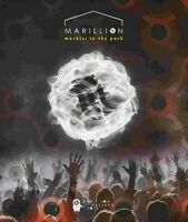 MARILLION - MARBLES IN THE PARK : LIVE All Region NTSC DVD *NEW*