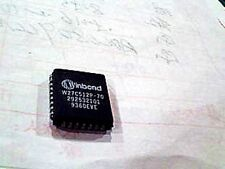 Winbond w27c512p-70 plcc - 32 64k x 8 mortes programmables effaçable