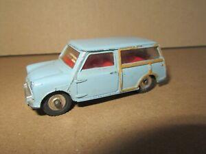 493 Vintage Dinky 199 England Mini Austin Seven Countryman 1:43