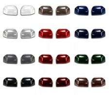 2017-8-9 F250 OEM Ford paint codes Mirror Cover Skull Cap Set of 2, ANY COLOR