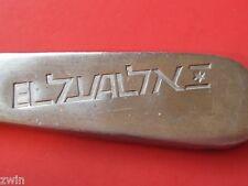 vintage rare EL AL Knife Israel Israeli elal airline airplane plane logo metal
