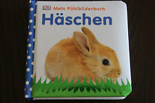 Häschen. Mein Fühlbilderbuch von Franziska Jaeckel (2013, Kunststoffeinband)