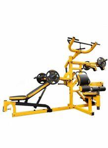 Powertec WORKBENCH MULTI SYSTEM (WB-MS20 YY) All-In-One Home Gym MULTI-GYM