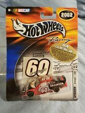 2002 Hot Wheels Greg Biffle #60 Grainger Ford 1/64 Die Cast Nascar Car