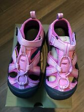 NEW Keen Little Kids Girls Sz 12 Sandals Moonlight Mauve Venice H2 Summer Shoes