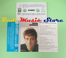 MC JOHN LENNON The collection 1982 italy PARLOPHONE 3C 26478224 no cd lp dvd*vhs