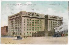 (0609) 1907 P/C  OMAHA NEB M.E.SMITH NEW BUILDINGS