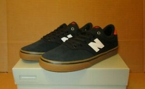 New Balance Numeric NM255 Classic Low   Black/Gum   Size 10    NM255BPB