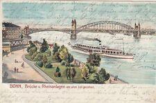 Lithographien vor 1914 mit dem Thema Brücke aus Nordrhein-Westfalen