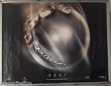 Cinema Poster: ROLLERBALL 2002 (Advance Quad) Chris Klein Jean Reno LL Cool J