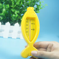 Thermomètre bain-poisson design-mesure-température de l'eau-bébé sécurité