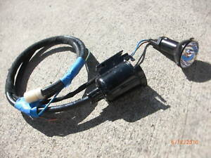 BMW E38 DOOR ILLUMINATED HANDLE CABLE 740iL 740i 750iL