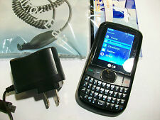 GOOD!!! LG 500g 500gb 500 Camera QWERTY Bluetooth GSM Video TRACFONE Cell Phone