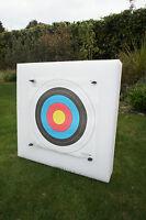 New Lightweight Archery 60x60cm Self Healing Foam Target Boss **Free Postage**