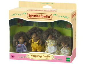 Sylvanian Families Family From Sting