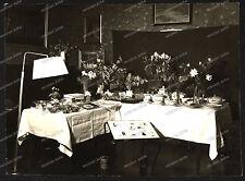Foto-Stuttgart-Wohnung-Innen-Architektur-Einrichtung-Tisch-Stillleben-1930er-1