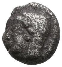 Koc Greek Coins.Troas. Kebren circa 450 BC. Diobol AR.8mm., 1,17g.