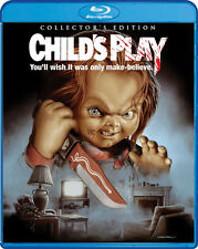 Child's Play Collector's Edition (2016, Blu-ray NIEUW)2 DISC SET