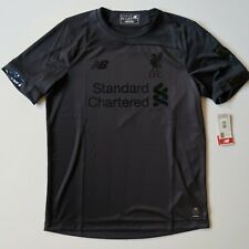 Liverpool FC Blackout Shirt 19/20 YNWA Limited Edition New with tags MEDIUM