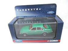Corgi Vanguards Ford Granada L MK1  Modena Green  VA05210