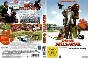 DVD REINE FELLSACHE - BRENDAN FRASER + BROOKE SHIELDS - TOP-KOMÖDIE *** NEU ***