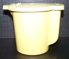 Vintage Tupperware Creamer Gold 574